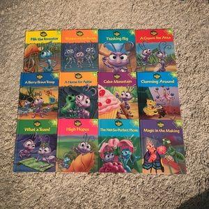 Disney A Bug's Life Books